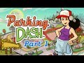 Parking Dash | Gameplay Part 1 (Level 1 to 4) Flo's Diner