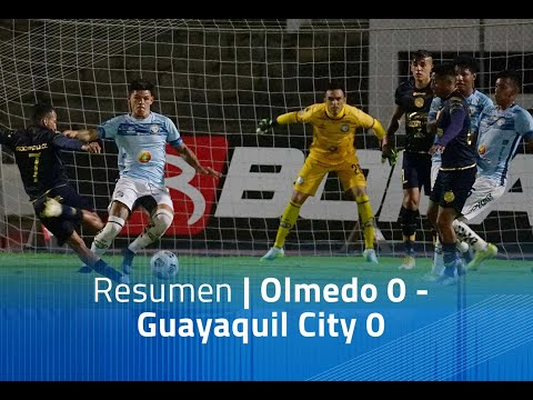 Olmedo Guayaquil City Goals And Highlights