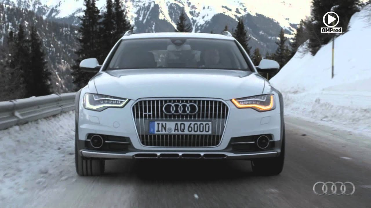 la nouvelle audi a6 allroad youtube. Black Bedroom Furniture Sets. Home Design Ideas