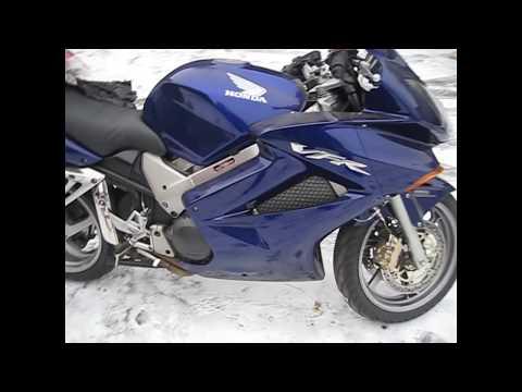 Стоит ли покупать мотоцикл с японского аукциона с оценкой 5? Honda VFR800.