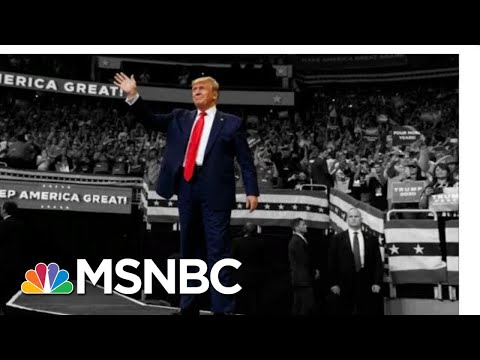 President Donald Trump Officially Launches His 2020 Re-Election Campaign | The 11th Hour | MSNBC