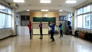 嵐 Zero-G ダンス
