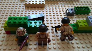 Lego WW2 saving private Ryan Episode