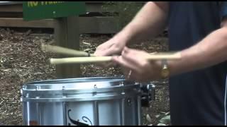 Scott Johnson - Clinic Snare Solo