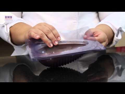 BWB Ovo de Páscoa nº 1331 e 1332 - Feliz Páscoa !!! Chef Ana Costa