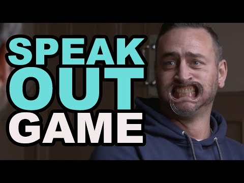 Will Mellor and Ralf Little Play Speak Out Game!   Two Pints with Will & Ralf