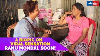 Biopic To Be Made On Viral Sensation Ranu Mondal