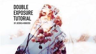 How to create Double Exposure effect in Photoshop - Tutorial