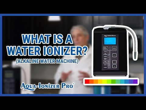 What Is A Water Ionizer And What Does It Do