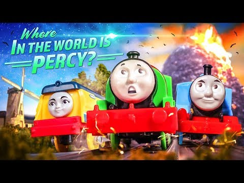 Put Upon Percy | Where in the World is Percy #1 | Thomas & Friends