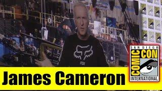 JAMES CAMERON Addresses Hall H at Comic Con for TERMINATOR: DARK FATE | 2019 Comic Con