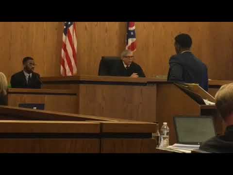 Cleveland Browns WR Corey Coleman was in stairwell during beating, victim testifies
