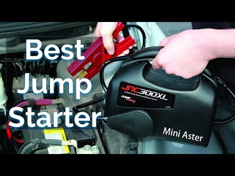 best-jump-starters-2018---portable-car-jump-starter-reviews