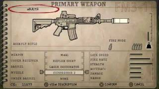 SOCOM Fire Team Bravo 3 First Look on Weapons and Attachments!