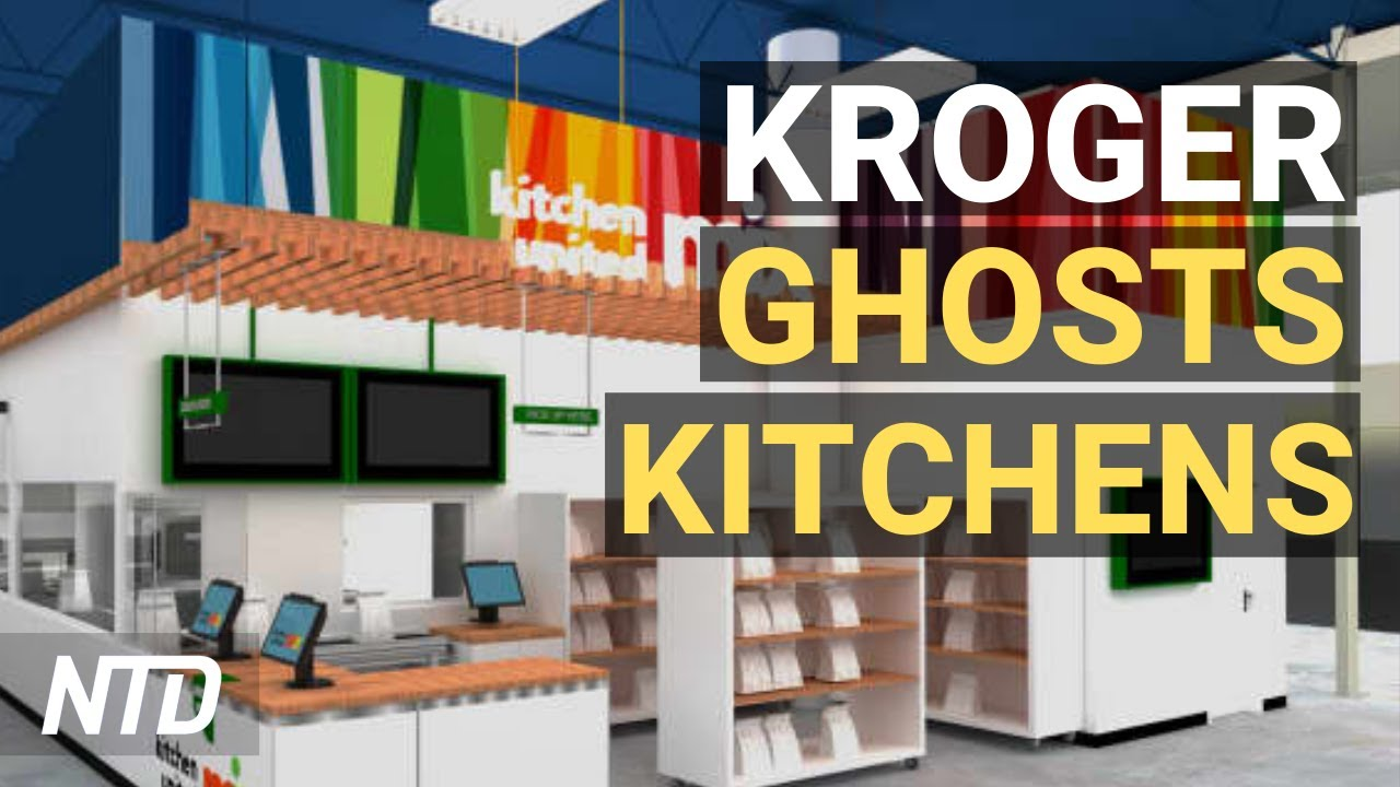Kroger to Put Ghost Kitchens in Stores; CDC Extends Eviction Ban by 2 Months | NTD Business