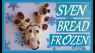 FROZEN ❄️ SVEN Bread Recipe Idea ❄️ Inspired by Disney Olaf