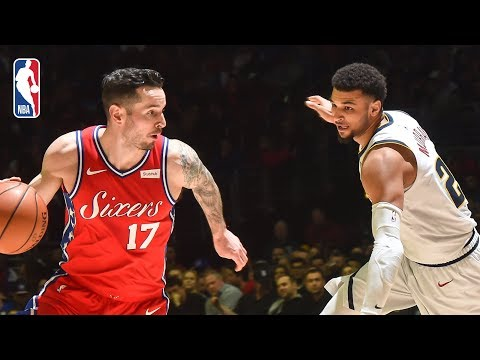 Nuggets vs 76ers | Full Game Recap: JJ Redick Goes For A Season-High 34 Points