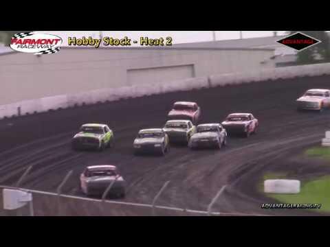 Sport Compact/Hobby Stock Heats - Fairmont Raceway - 6/8/18