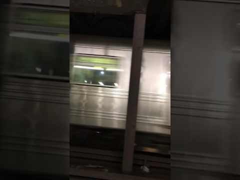 R46 A express train