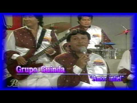 Guinda - Amor Infiel (HD)