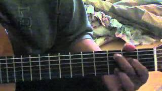 The Only Exception- Paramore  Easy Guitar Tutorial