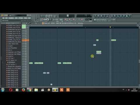 KYGO & Selena Gomez - I AIN'T ME ( How Did He Made The Vocal Shop ) Fl Studio 11 Free FLP