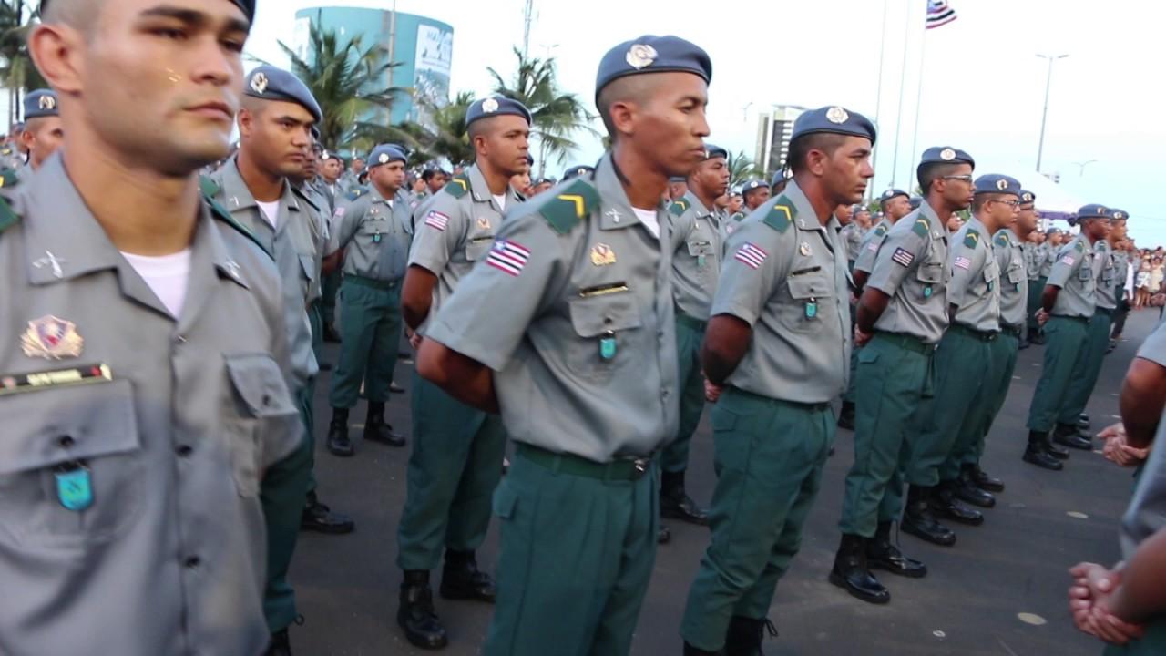 Resultado de imagem para POLICIAS MILITARES MARANHAO