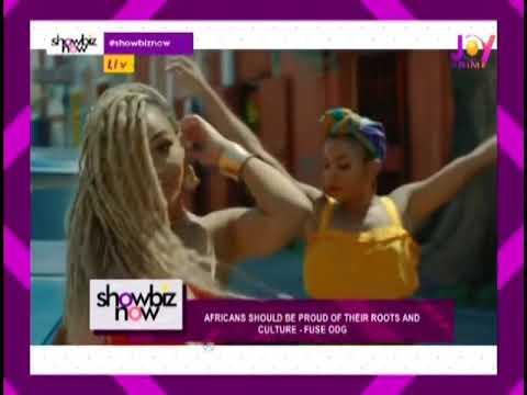 Showbiz Now on Joy Prime A (31-8-18)
