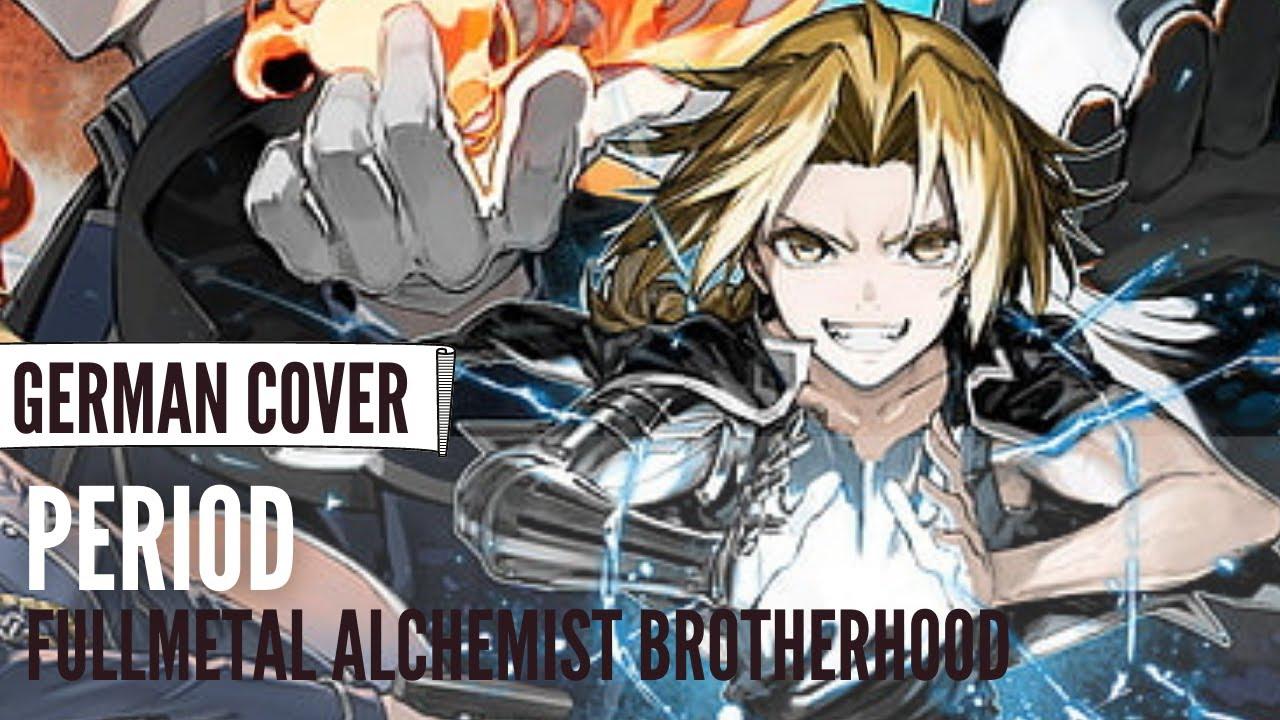 Fullmetal Alchemist German
