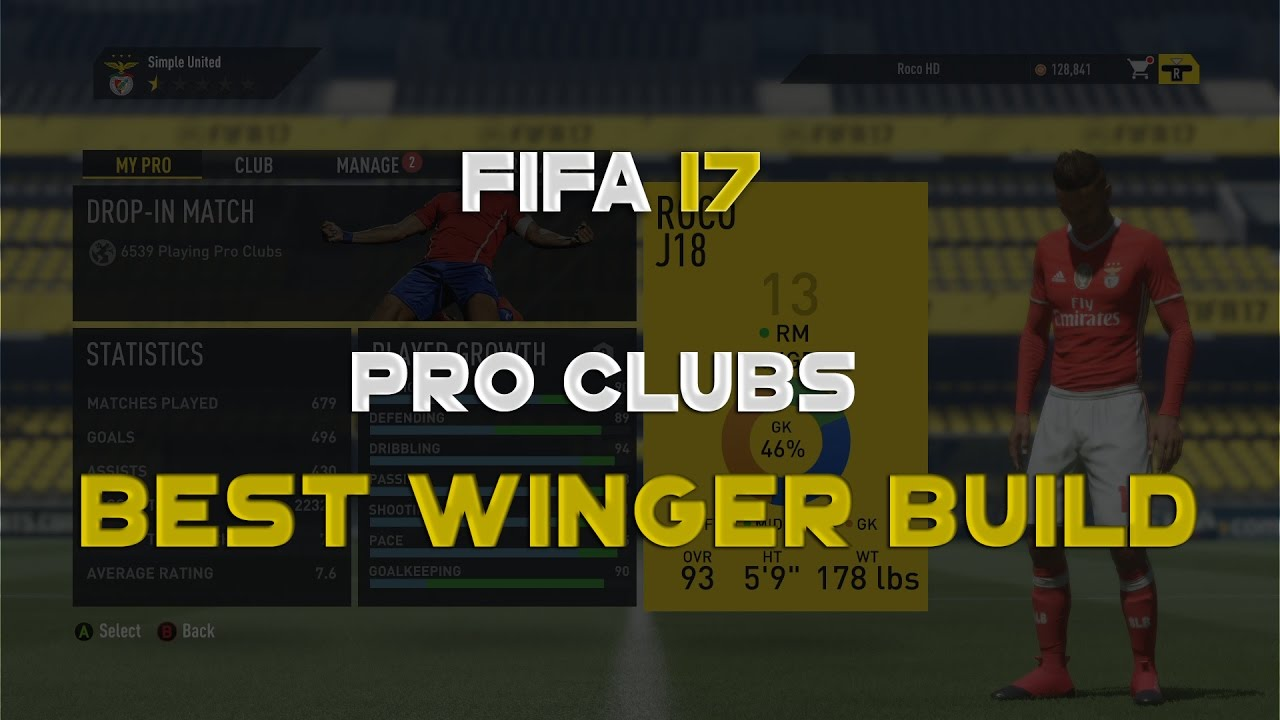 Fifa 17 Traits