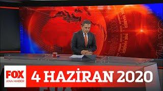 Meclis'te terör tartışması... 4 Haziran 2020 Fatih Portakal ile FOX Ana Haber
