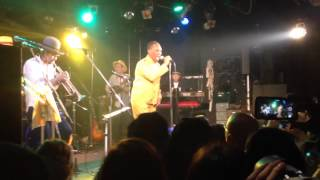 Ken Boothe 2015 9/25 Japan Tour with Cool Wise Man in Osaka namba rockets 1