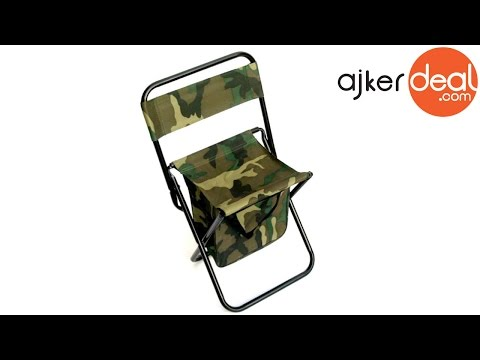 Portable Camping Folding Chair | Best Folding Chairs for the Camping, Picnic, Fishing and Beach