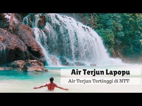100+ Gambar Air Terjun Lapopu HD