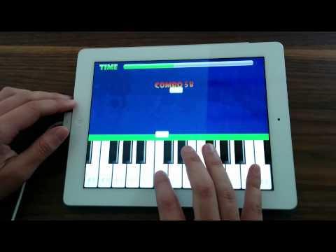 Научитесь играть Калинка с Пиано Мастер - игра для iPhone iPad Android