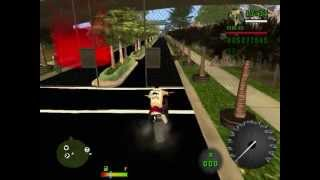Gta San Andreas Edition 2014 Official Gameplay #2.