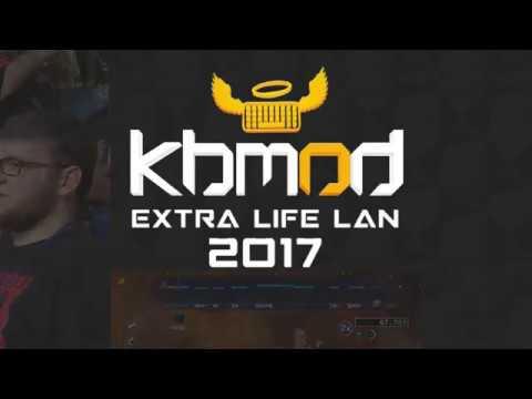KBMOD Extra-Life LAN 2017 Highlights