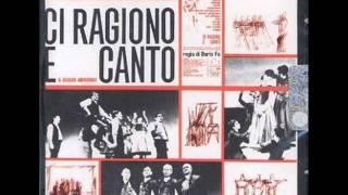 """Coro delle spettacolo """"Ci ragiono e ci canto"""" - Stornelli d"""