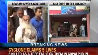 Asaram Bapu: Food and Drug Administration Seizes Ayurvedic Medicines during Raids in Asaram