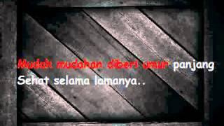 Karaoke Koplo Jamrud - Selamat Ulang Tahun [Tanpa Vokal]