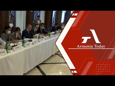 В Ереване прошло VIII заседание армяно-украинской межправкомиссии по экономическому сотрудничеству