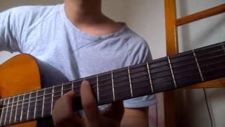 Hướng dẫn guitar Vội vàng - Tạ Quang Thắng