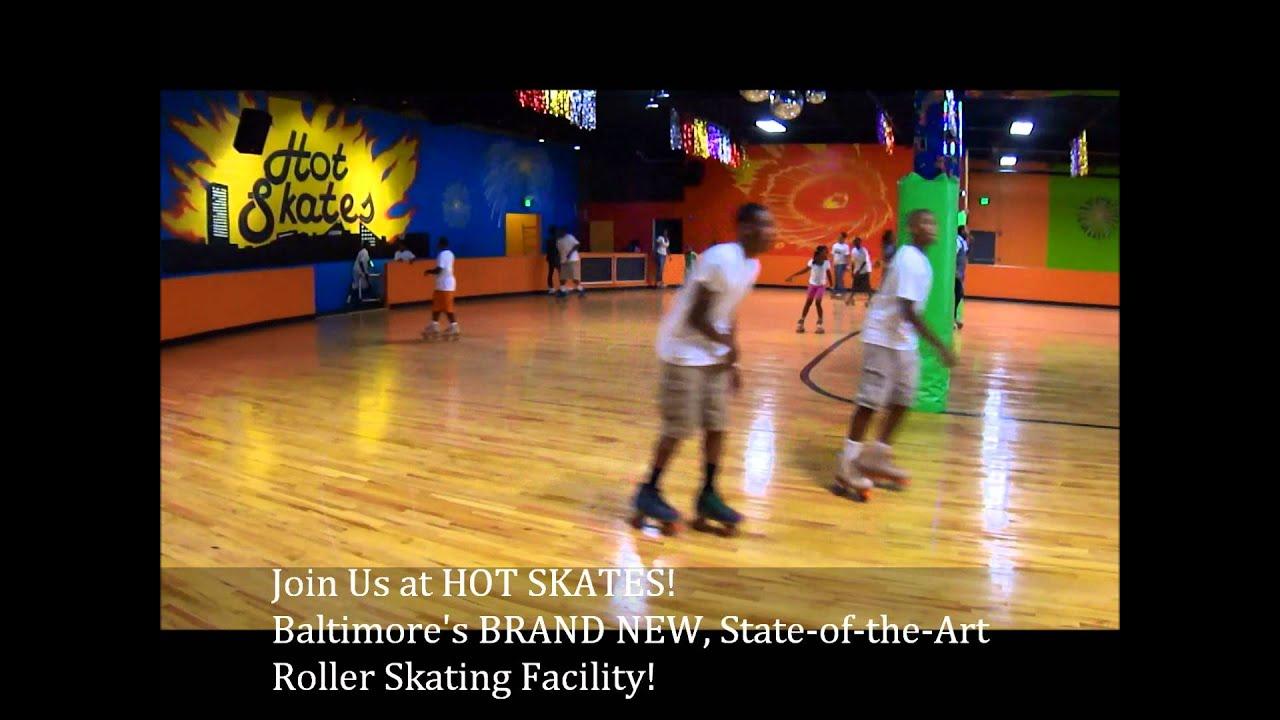 Roller skating rink in maryland - Hot Skates Roller Skating Center In Baltimore Md