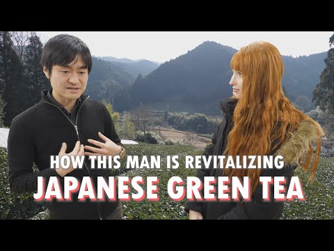 Saving one of Japan's oldest green tea towns