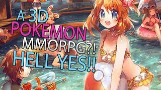Pokemon MMO 3D - Is This The Greatest Pokemon MMORPG?