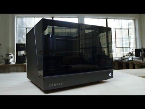 Inside Inventable's Carvey