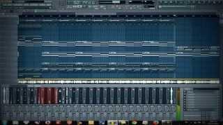 Yanbi ft Mr.T ft Hằng BingBoong -  Thu Cuối Remake ( FL Studio Project )