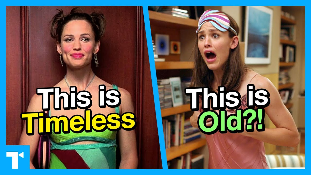 13 Going on 30's Mixed Messages | Good and Bad Takeaways
