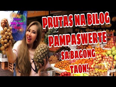 Mga Prutas Na Bilog Swerte Sa Bagong Taon/12 Kinds Of Round Fruits/presyo Ng Prutas Sa Palengke