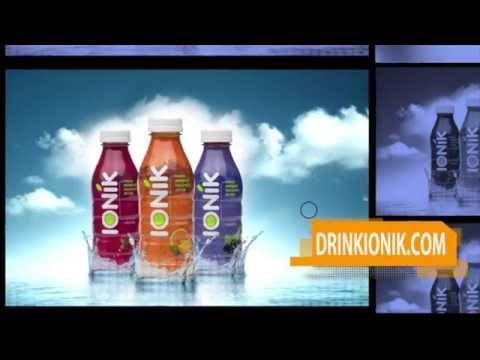 IONIK Trace Mineral Hydration Drink